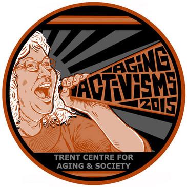Aging Activisms 2015 logo