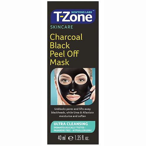 T-Zone Charcoal Peel Off Mask