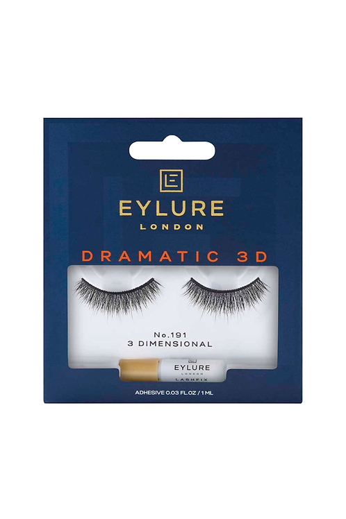Eylure Dramatic 3D False Lashes No. 191