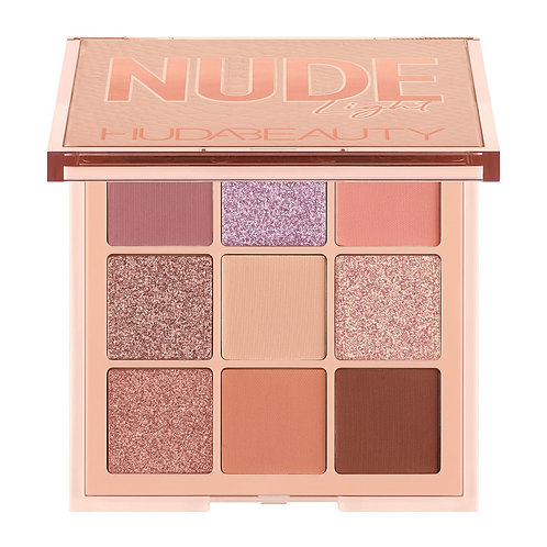 Huda Beauty Nude Obsessions Eyeshadow Palette Light 10g