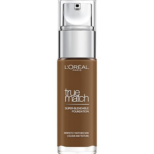 L'Oreal True Match Super Blendable Foundation 30ml (Various Shades)