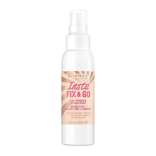 Rimmel #Insta Fix and Go Setting Spray 100ml