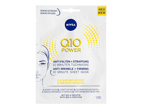 Nivea Face Q10 Power Sheet Mask