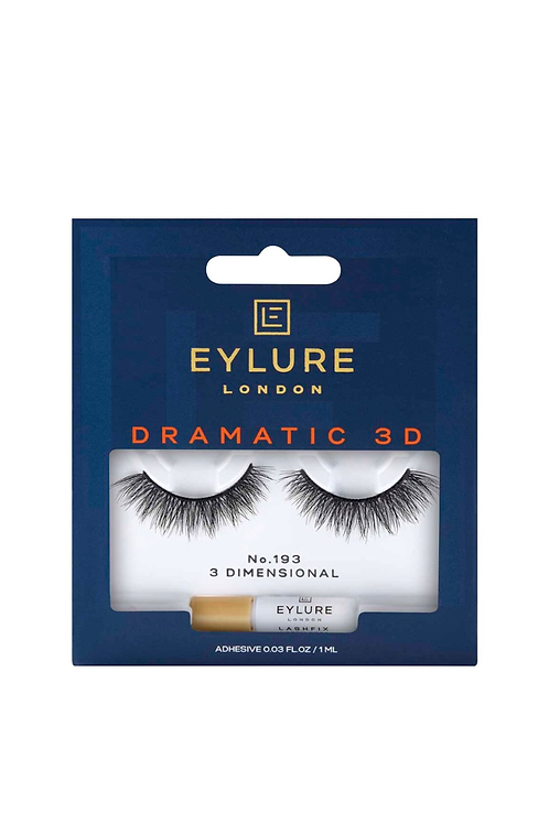 Eylure Dramatic 3D False Lashes No. 193