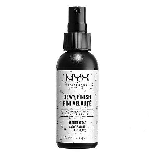 NYX Professional Makeup Setting Spray - Dewy Finish/Long Lasting