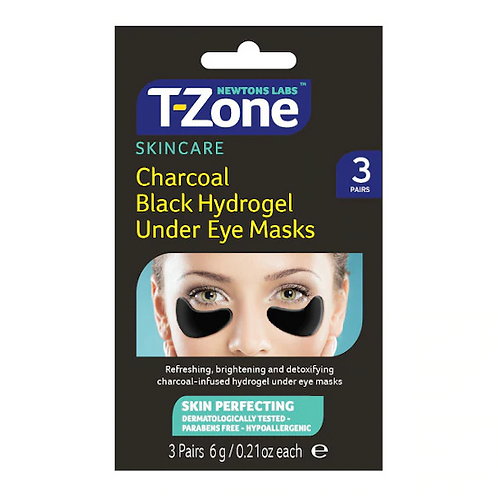 T-Zone Charcoal H-Gel Under Eye Masks