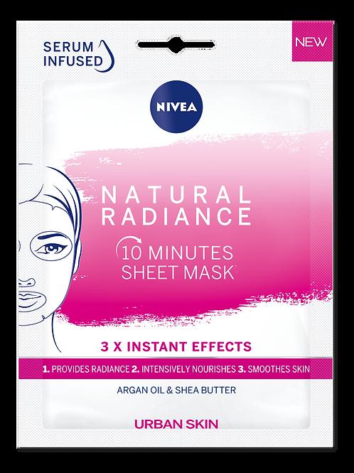 Nivea Natural Radiance Mask