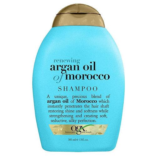 Renewing Moroccan Argan Oil Shampoo 385ml