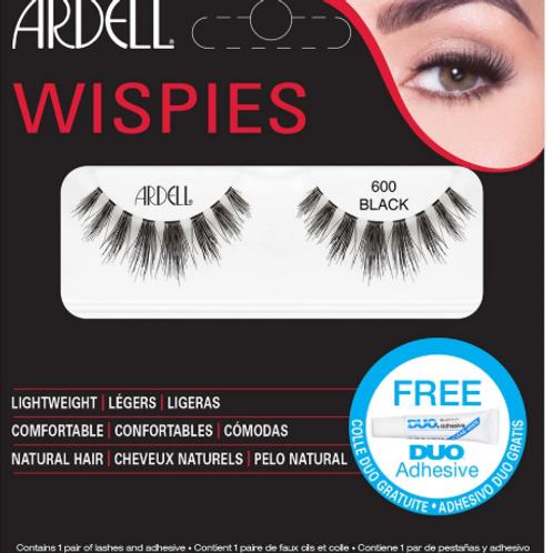 Ardell Wispies Eye Lashes 600