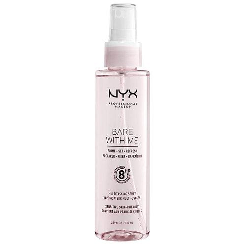 NYX Professional Makeup Bare With Me Prime Set Refresh Spray 130ml