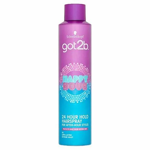Got2B Happy Hour Hairspray 300ml