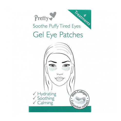 Pretty Soothe Puffy Tired Eyes Gel Eye Patches