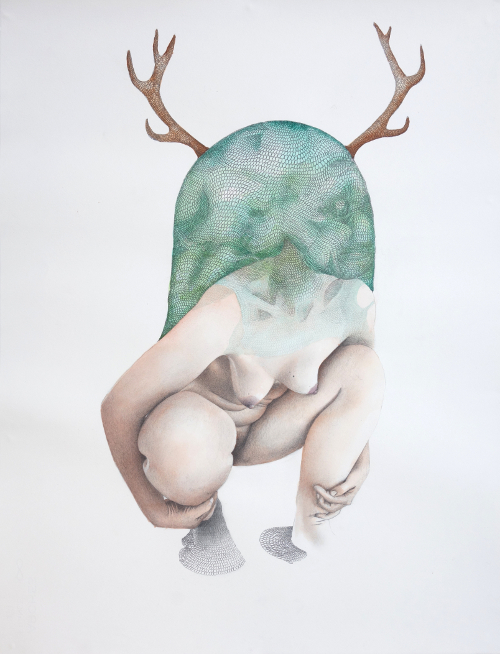 La bête est verte/Solitude à corne