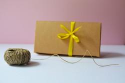caja lazo regalo packaging divertido