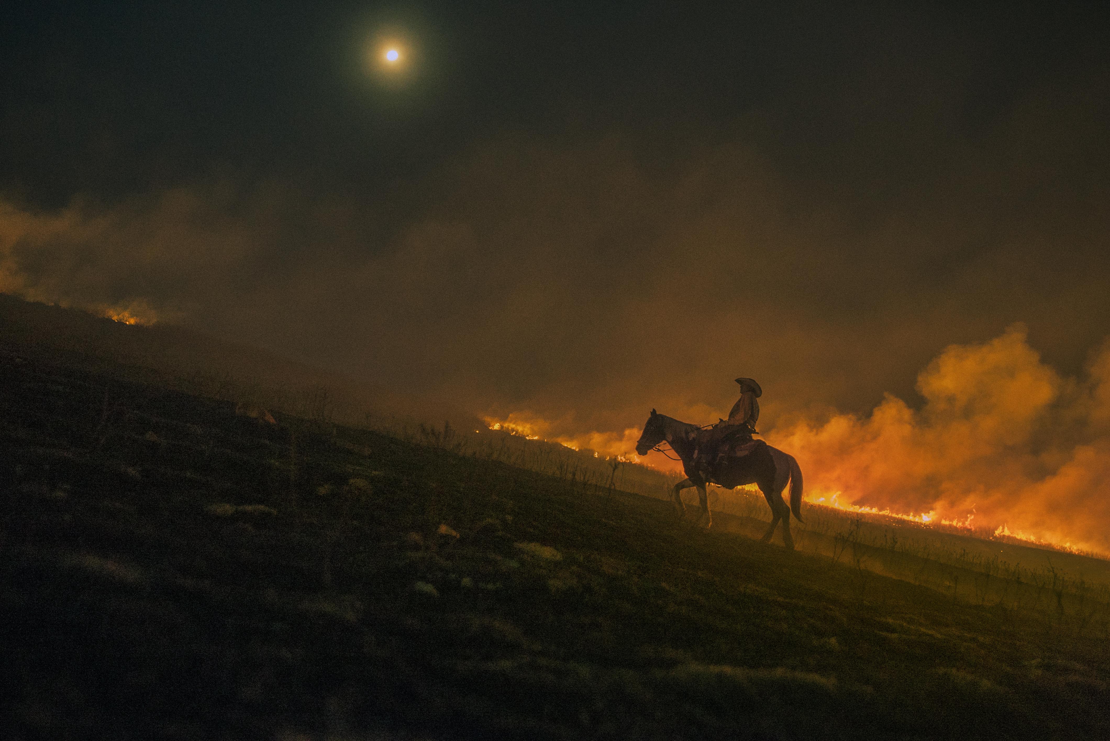 Prairie Burn 3