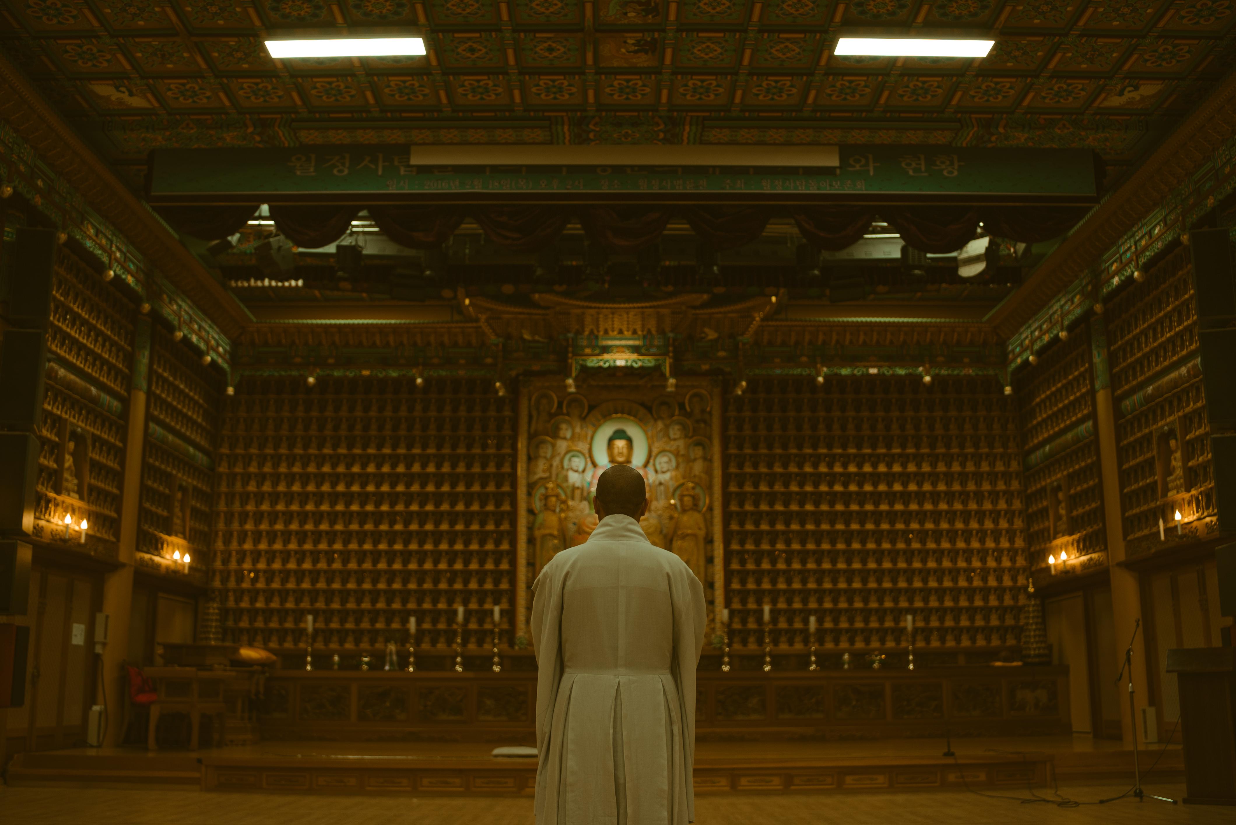 Temple Monk 2