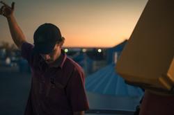Grain Loading Sunset_1