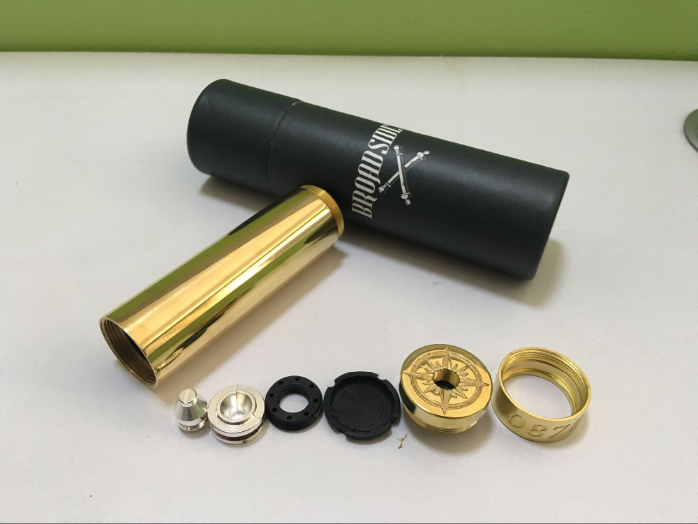 Broadside Mechanical Mod 25mm (clone), vape shop подольск, vapeshop подольск, vapeshop в подольске, vape shop в подольске, вейп шоп подольск, вейп шоп в подольске, вейпшоп подольск, вейпшоп в подольске, vape, электронные сигареты подольск, электронные сигареты, vape, вейп