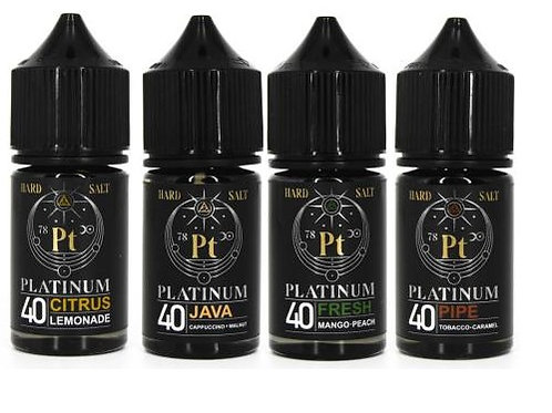 Жидкость Platinum Hard salt 30ml