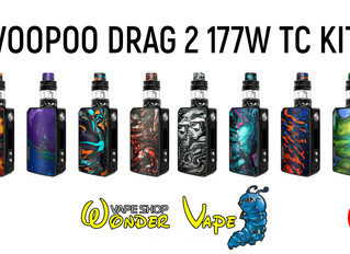VOOPOO DRAG 2 177W TC KIT