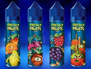 Жидкость FREAKY FRUITS