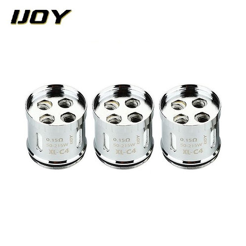IJOY XL-C4 Light-up Chip Coil
