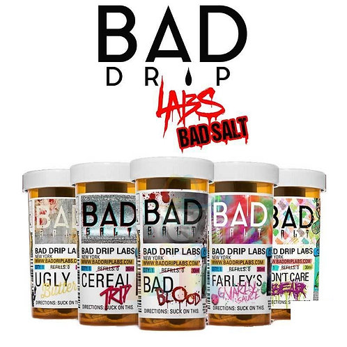 Жидкость Bad Drip Salt 30ml