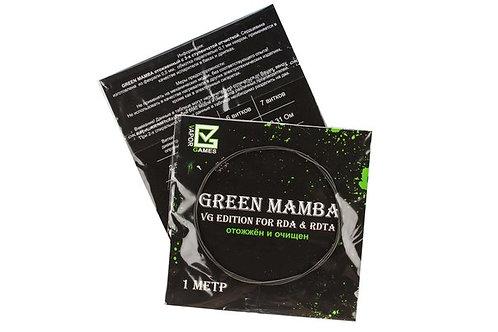 VG GREEN MAMBA 1 метр Премиальное издание