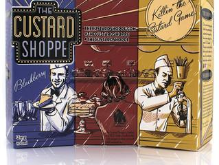 Новинка The Custard Shoppe