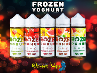 Жидкость Frozen Yoghurt
