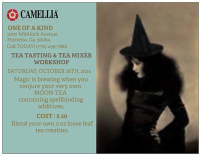 Camellia Estate WITCH TEA