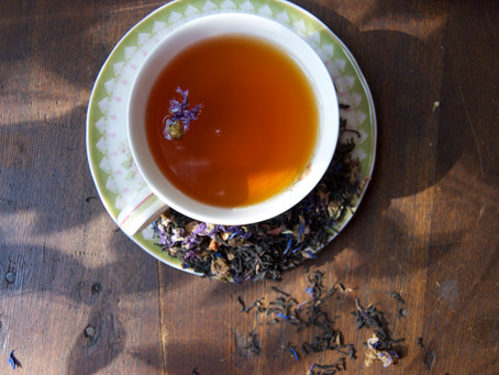 CAMELLIA ESTATE Loose Leaf Tea