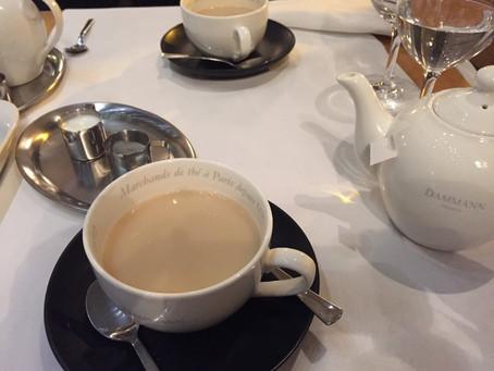 CAMELLIA ESTATE Tea Tasting Abroad