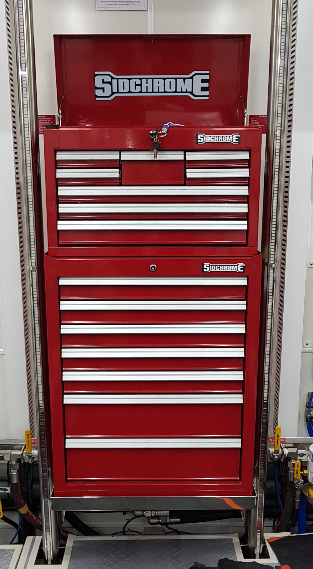 Toolbox Mounting Unit
