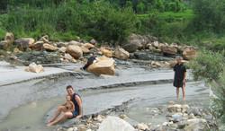 גדת הנהר