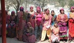 נשות שיבאנאנדי