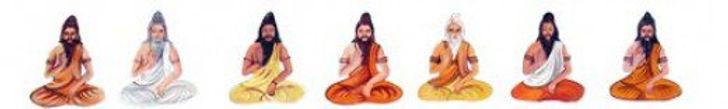 shantimayi, saptarishi, העגלה הגדולה, מיתולוגיה הודית, אליס מילר