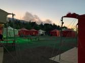 אוהלים מפנקים והמיקום של מעגל הכוכבים שלנו