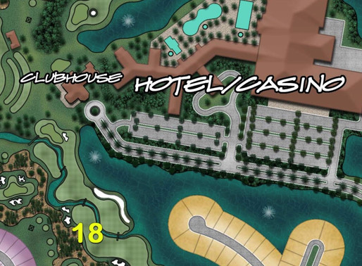 Masterplan Golf Community takes shape in South America