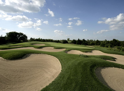 Bunkered! Changing the face of bunker design.