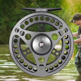 Ny: Goture Fly Fishing roller