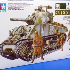 M4A3 Sherman 105