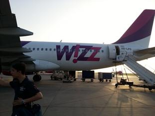Det vart Wizz air