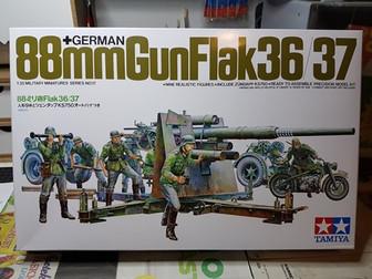 88mm Flak37