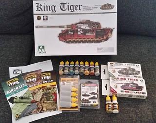 Takom  King Tiger