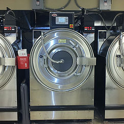 Commercial On Premise Laundry Machines with Ozone Laundry Systems by EnviroCleanse