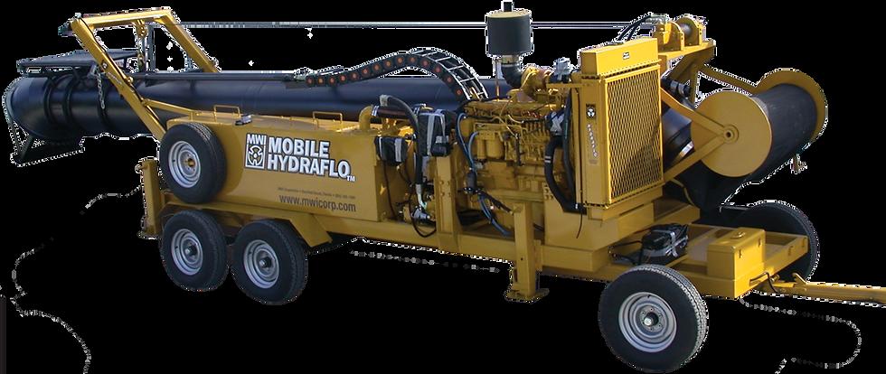 mobile Hydraflo Pump and PrimeRite