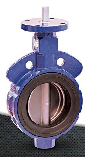 Globe Control Valve, Z-Disc valve