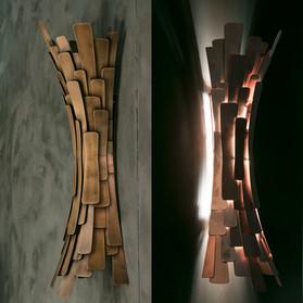 'Horizon' wall light