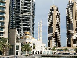 Mosquée à Dubai